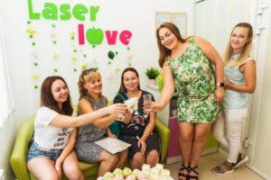 Laser love - салон лазерной эпиляции