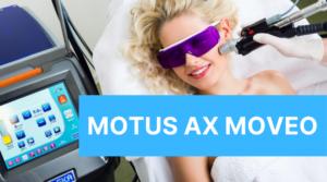 Motus AX Moveo лазер для эпиляции