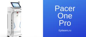 Аппарат для лазерной эпиляции Pacer One Pro